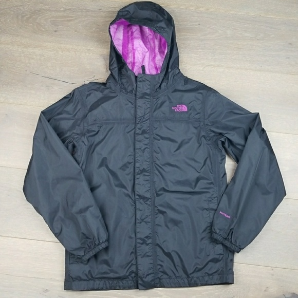 d66f5a19f coupon for north face girls hyvent jacket 8b91a 850b3